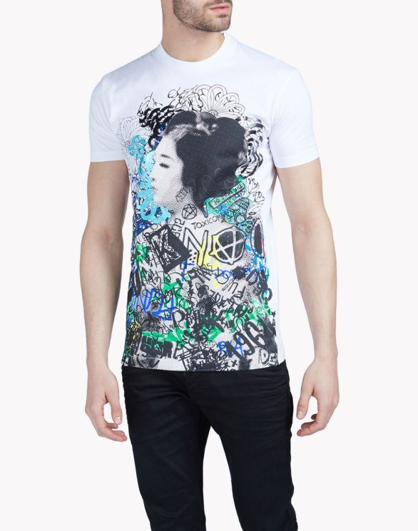 Long Cool Fit T-shirt by DSQUARED2