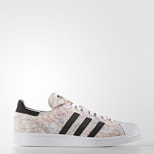 Superstar 80s Primeknit Shoes by ADIDAS