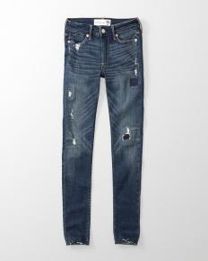 Super Skinny Jeans Abercrombie & Fitch