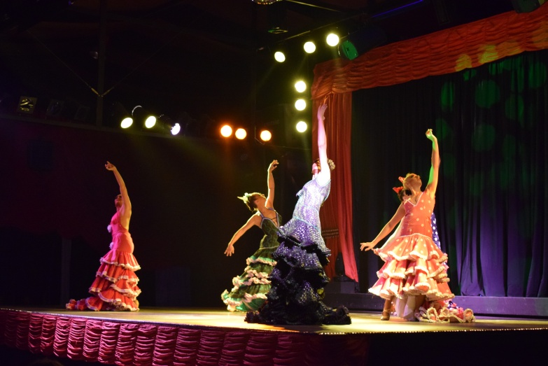 Flamenco Show in the Castle of Valltordera