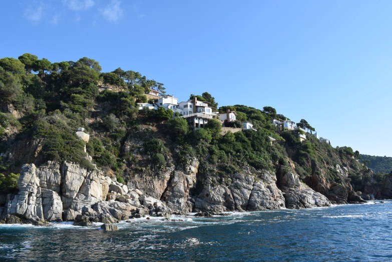 Costa Brava - Cruise from Lloret De Mar to Tossa De Mar