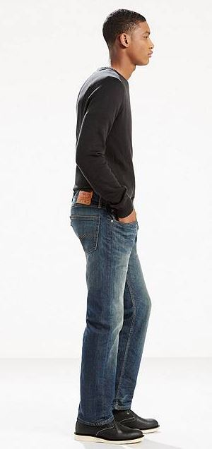 Levi's Jeans - Straight Fit